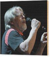 Bob Seger 3689 Wood Print