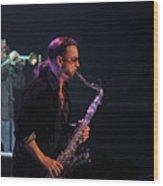 Bob Seger-alto Reed 3936 Wood Print
