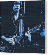 Bob Weir At Winterland 1977 Wood Print