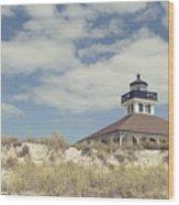 Boca Grande Lighthouse Wood Print