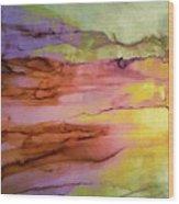 Bodhi -- Enlightenment, Awakening Wood Print