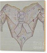 Bodice Wood Print