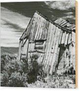 Bodie Barn Wood Print