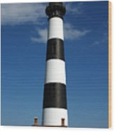 Bodie Lighthouse Wood Print