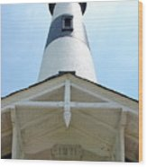 Bodie Lighthouse Nags Head Nc IIi Wood Print