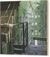 Bodmin Gaol Cornwall England Wood Print