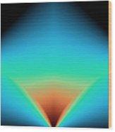 Body Prism Wood Print