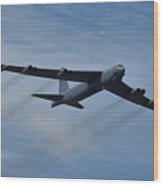 Boeing B-52h Stratofortress Wood Print