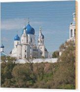 Bogolyubov Monastery Wood Print