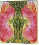 Bogomil Anniversary Flower - Digital Wood Print
