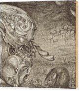 Bogomils Mousetrap Wood Print