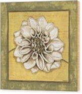 Bohemian Dahlia 1 Wood Print
