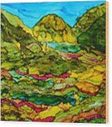 Bohol Pilippines Wood Print