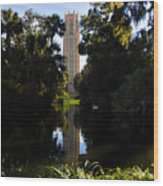 Bok Tower Gardens Wood Print
