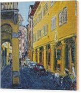 Bologna Galeria Wood Print