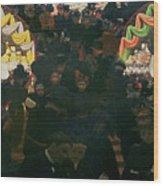 Bon Marche 1898 Wood Print