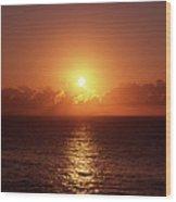 Bondi Beach Sunrise Wood Print