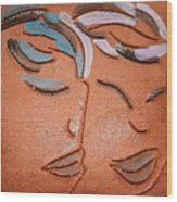 Bonds - Tile Wood Print