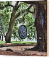 Bonggggg Rip Van Winkle Gardens Paint  Wood Print