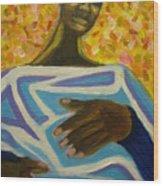 Bongo Man II Wood Print
