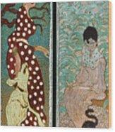 Bonnard: Women, 1891 Wood Print