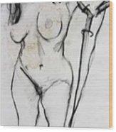 Bonnie Wood Print
