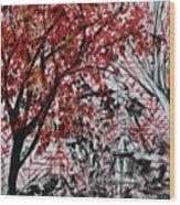 Bonsai And Penjing Museum 2 201732 Wood Print