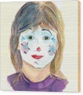 Bonsette - IIi  Inner Child Wood Print