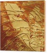 Boomerang - Tile Wood Print