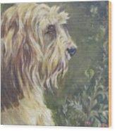 Bosley's Garden Portrait Wood Print
