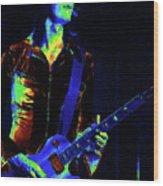 Boston Blues In Spokane Wood Print