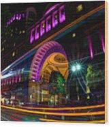 Boston Harbor Hotel 2362 Wood Print