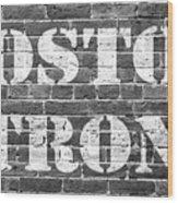 Boston Strong Wood Print