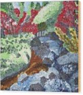 Botanic Garden Merano 2 Wood Print