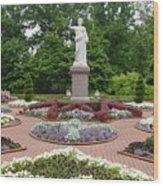 Botanical Gardens - St. Louis Wood Print