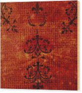 Boudoir Three Wood Print