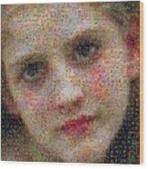 Bouguereau - Avant Le Bain Wood Print