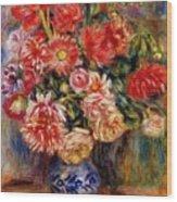 Bouquet 1913 Wood Print