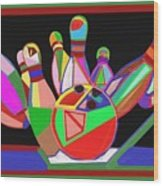 Bowling Sports Fans Decoration Acrylic Fineart By Navinjoshi At Fineartamerica.com  Down Load  Jpg F Wood Print