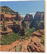 Boynton Canyon 07-054 Wood Print