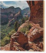 Boynton Canyon 08-160 Wood Print