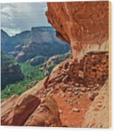 Boynton Canyon 08-174 Wood Print