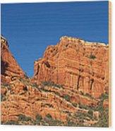 Boynton Canyon Red Rock Secret Wood Print