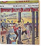 Boys Magazine, 1906 Wood Print