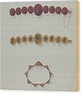 Bracelet Wood Print