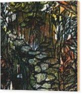 Brackets In Wild Wood Print