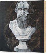 Brahms Wood Print