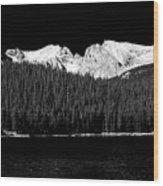 Brainard Lake - Indian Peaks Wood Print