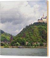 Brambach Germany Wood Print