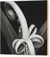 Brand New Agave Wood Print